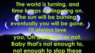 Falling Stars- David Archuleta Lyrics