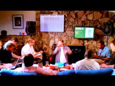 Espn karaoke draft