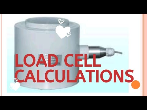 load-cell-output-calculation