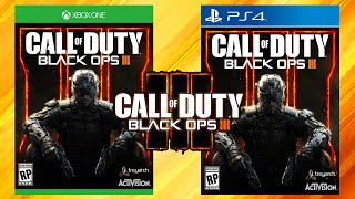 """Black Ops 3: """"BO3 ONLY FOR XBOX ONE, PS4, & PC"""" Black Ops 3 NEXT GENERATION ONLY! """"BO3 Exclusive"""""""