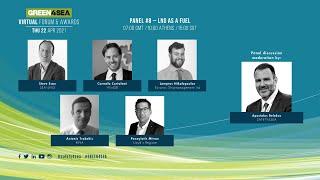 2021 GREEN4SEA Virtual Forum Panel 8: LNG as a fuel