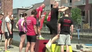 The Ideal Body; performance by D. Seror and Crossfit Twente; Video: Jan Merlin Marxi