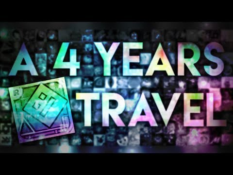 A 4 Years Travel (Geometry Dash Music Video)