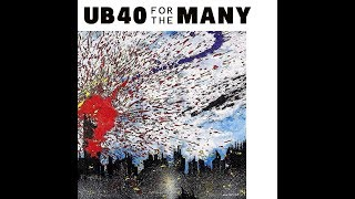 UB40 - Broken Man (lyrics)