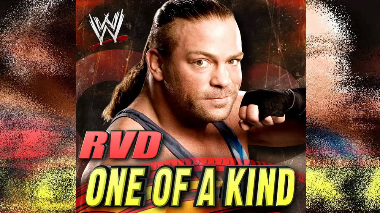 download rob van dam one of a kind