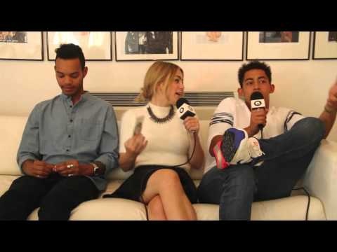 Rizzle Kicks on Ed Sheeran & Harry Styles: 'He's A Outrageous Drunk'