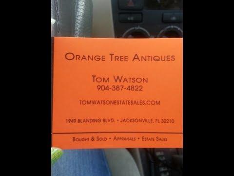 TomWatsonEstateSales 4348 Sherwood Road Jacksonville Fl 32210 Ortega Forest
