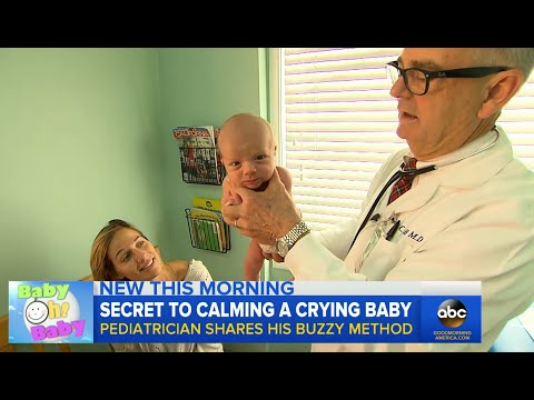 How Parents Can Calm Their Crying Baby