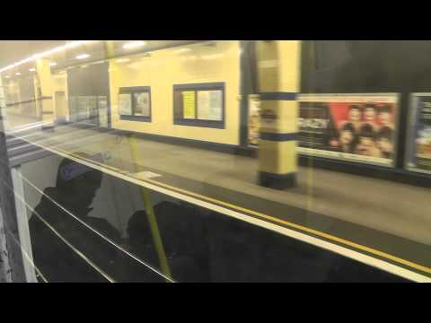 Full Journey On The Hammersmith & City Line From Barking to Hammersmith