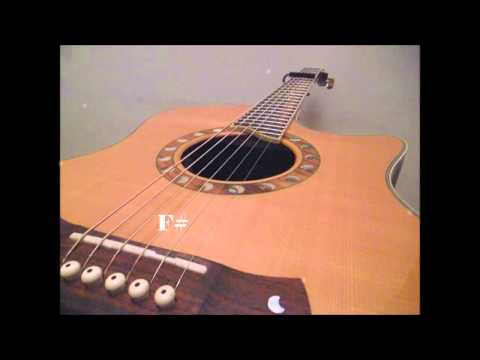 Tuning Video. Standard Guitar Tuning with Capo on 11th fret (D#, G#, C#, F#, A#, D#)