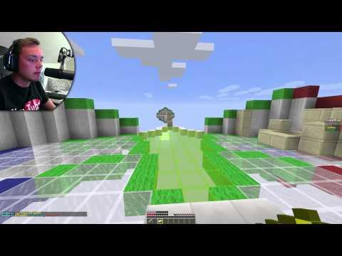 HOLD AV MIDTEN! | Bedwars - Minigame | Norsk Minecraft