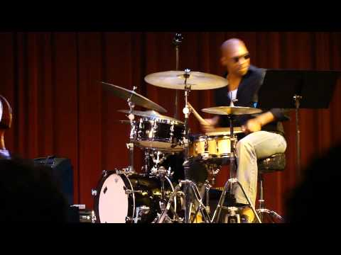Harland On Drums