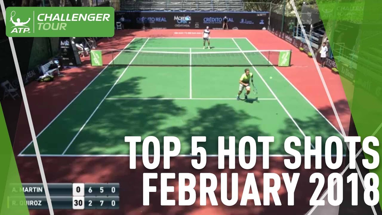 Top 5 Challenger Hot Shots Of February 2018 Youtube