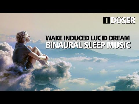 iDoser FREE Binaural Brain Dose: Wake Induced Lucid Dream Sleep Music