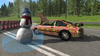 BeamNG.drive -  Official Special Winter Mod
