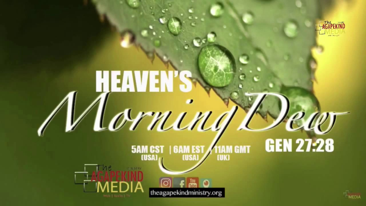 Morning Prayer (Deliverance & Breakthrough
