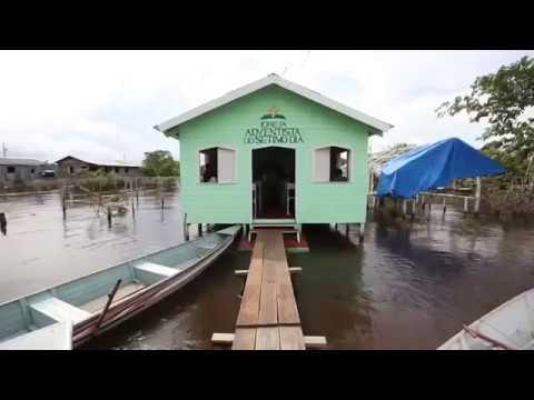 Documentário da TV Brasil sobre a Igreja Adventista na Série Retratos de Fé