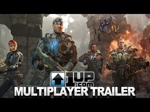 Gears of War: Judgement - The Guts of Gears Multiplayer
