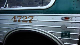 Recording: 1970 Flxible New Look 4727 on the S61