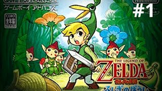 THE LEGEND OF ZELDA MINIS CAP CAPITULO 1 ||EKA GAMEPLAY