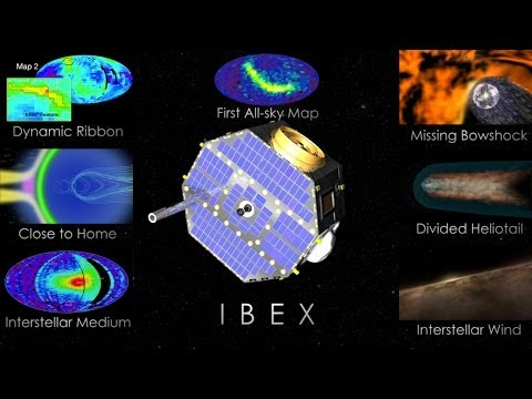 NASA | Five Years of Great Discoveries for NASA's IBEX