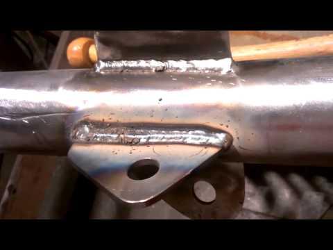 Welding - Paul Ludwigsen - Bowsprit