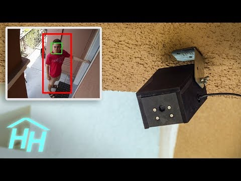 How to Make a Smart Security Camera with a Raspberry Pi Zero