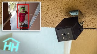 How to Make a Smart Security Camera with a Raspberry Pi Zero thumbnail