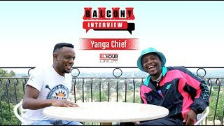 Yanga Chief Speaks On Being The Ventilation Kid & The Value He Added To Kwesta's Career