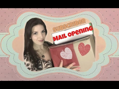 MAIL OPENING DOLL HAUL - Subscriber mail - Barbie, Beauty and the Beast and other goodies