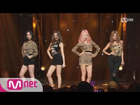 [Wonder Girls - Why So Lonely] KPOP TV Show | M COUNTDOWN 160721 EP.484