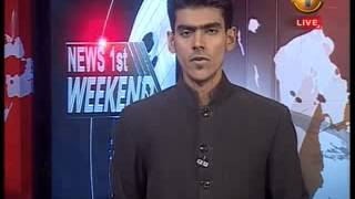 News 1st Prime time 8PM Shakthi TV news 08th November 2014