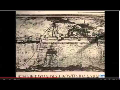 USS Maine - Unknown Mystery
