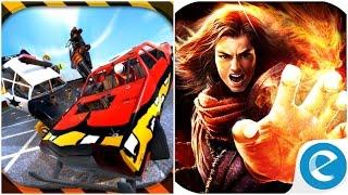 Новые игры на Андроид и iOS - Demolition Derby Multiplayer, Eisenhorn: XENOS