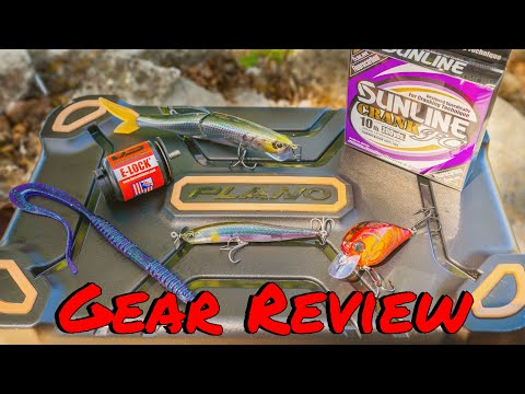 post-spawn-bass-fishing-gear-review!