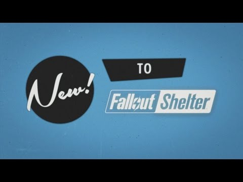 Fallout Shelter – 1.4 Update W/ New Features