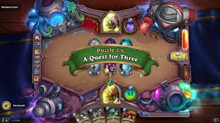 GUIDE: Stargazer Luna Boomsday Puzzle Lab Mirror Solutions / Answers - FAST (Hearthstone)