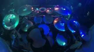 Ryan Van Poederooyen Drumcam (Devin Townsend Project) 'Ziltoid Goes Home''