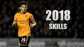 Morgan Gibbs-White Skills 2018