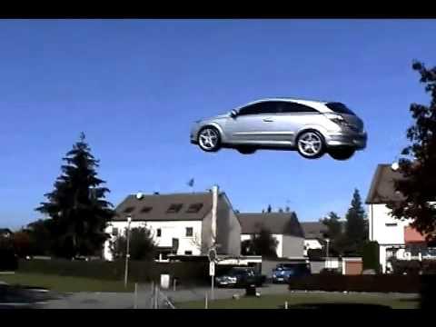 آخر الصناعات سيارة تطير في الهواء Youtube