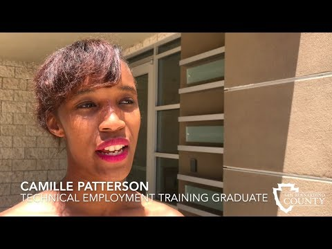 Training program takes California woman from homelessness to job opportunities