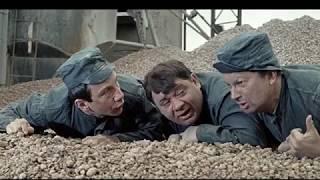 """Джентльмены удачи. Савелий Крамаров песня """"Ялта"""", не вошедшая в фильм."""