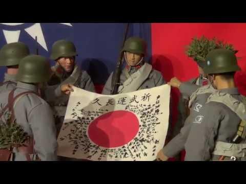 1:6 Scale Action Figure Historical Reenactment Scenes----Battle of Kunlun Pass 1940