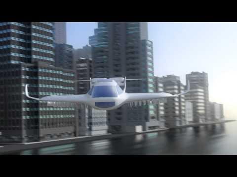 Ray VTOL Aircraft Concept