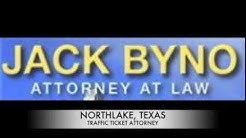Northlake, Texas Traffic Ticket Attorneys Fight Speeding Citations
