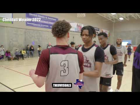 Chendall Weaver 2022 SUPER ATHLETE Mansfield Timberview High School Chennedy Carter little brother