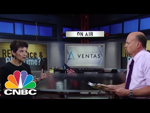 Ventas Inc., CEO Debra Cafaro | Mad Money | CNBC - YouTube