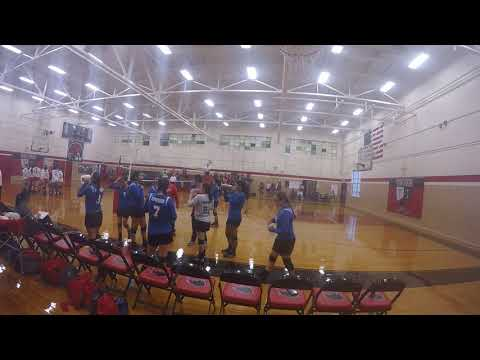Sunnybrook Christian Academy vs Fox Tech Varsity Set 1