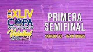 SEMIFINALES --- Barça CVB  VS  Dimurol Libby's La Laguna