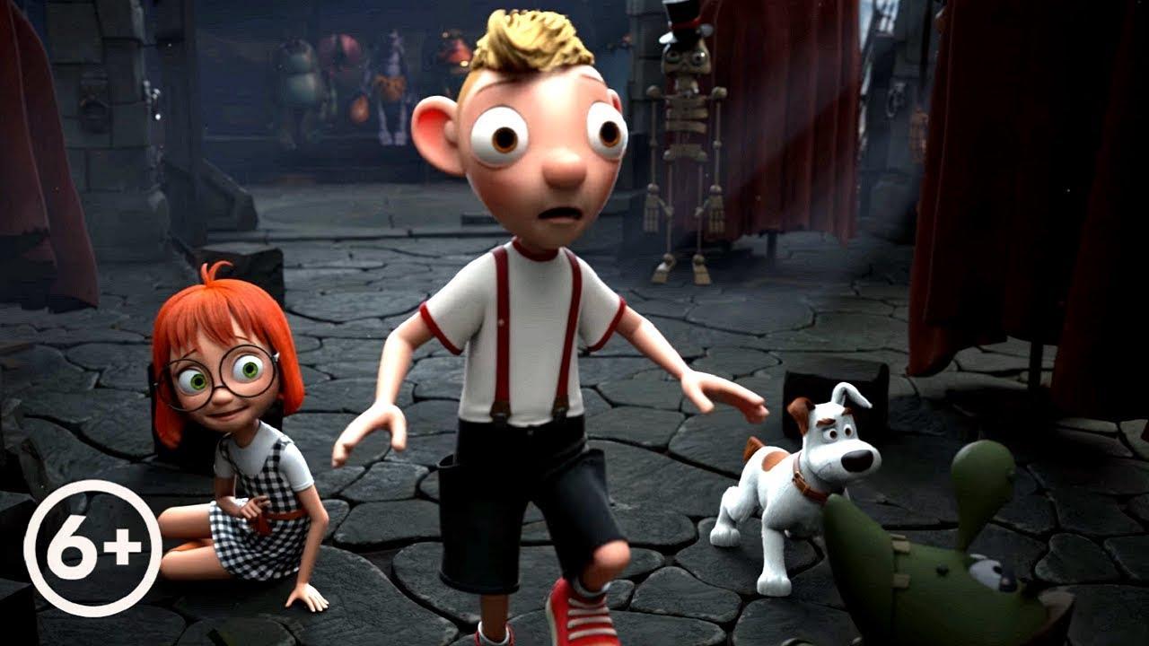 Новый мультфильм - Гурвинек. Волшебная игра - Трейлер